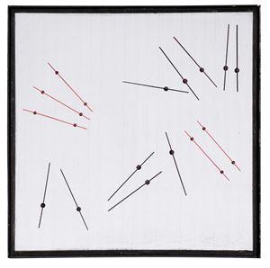 Trasparente by Grazia Varisco contemporary artwork