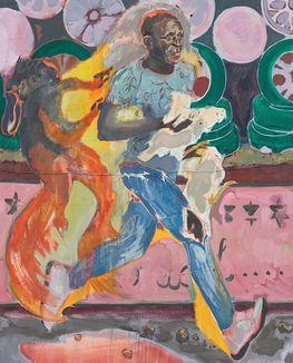 Michael Armitage at theRoyal Academy of Arts