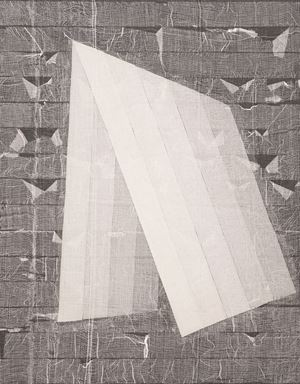 Bumbung by Saiful Razman contemporary artwork