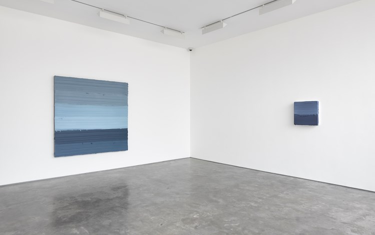 Exhibition view: Jason Martin, Long Way Home, Lisson Gallery, Lisson Street, London (15 May—22 June 2019). © Jason Martin, Courtesy Lisson Gallery.