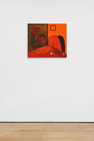 Silent Strength 38 by Everlyn NICODEMUS contemporary artwork painting