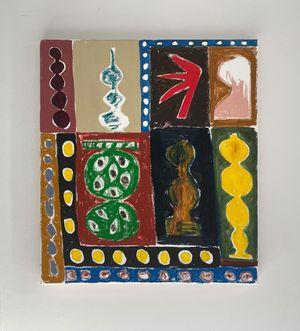 Award Cabinet by Tuukka Tammisaari contemporary artwork