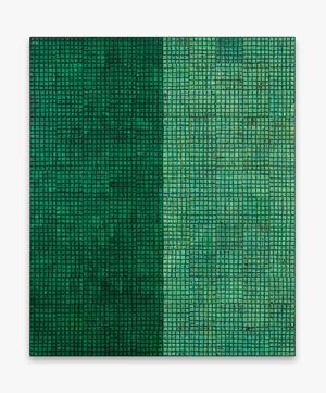 dna:study by McArthur Binion contemporary artwork