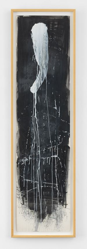 Winter Group XI by Pat Steir contemporary artwork