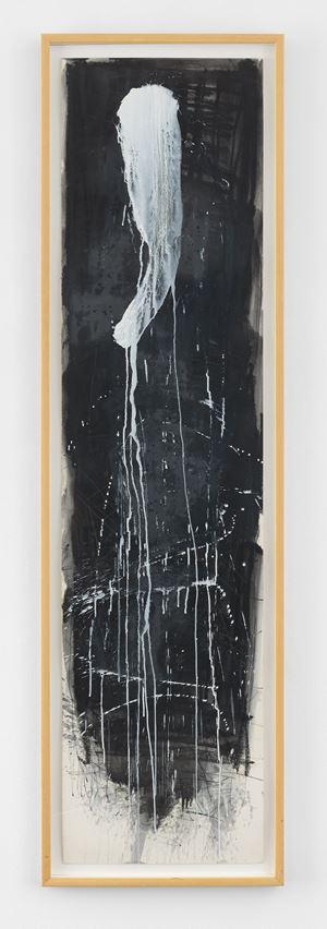 Winter Group XI by Pat Steir contemporary artwork