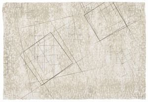 Simultaneity 83-120 by Suh Seung-Won contemporary artwork works on paper, drawing