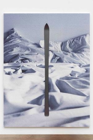 Black Monk by Adam McEwen contemporary artwork