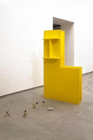 Exhibition view: Nigel Baldacchino and Tom Van Malderen, BLINK, Valletta Contemporary, Malta (18 June–14 August 2021). CourtesyValletta Contemporary.