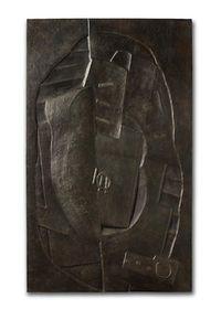 Guitare by Henri Laurens contemporary artwork sculpture