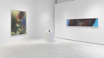 Contemporary art exhibition, Hans Hartung, 7 Works 7 Spheres at SETAREH, Düsseldorf, Germany