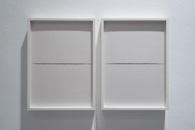 Khalil Gibran (diptych) by Nicène Kossentini contemporary artwork
