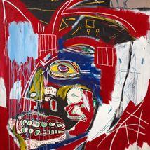 Basquiat at Christie's  21st Century Evening Sale