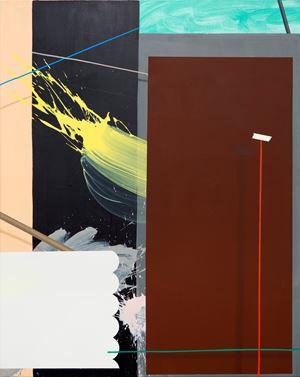 Schwiegermutters Einfluß by Henriette Grahnert contemporary artwork