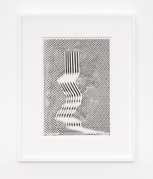 Xerografia Originale by Bruno Munari contemporary artwork