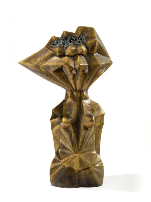 La forêt by Jacques Herold contemporary artwork