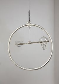 Equilibrium by Caroline Rothwell contemporary artwork sculpture