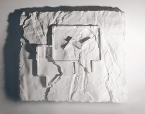 Virtual archaeology II by Recycle Group contemporary artwork