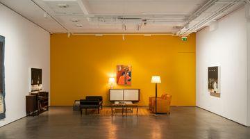 Contemporary art exhibition, Sam Nhlengethwa, Jazz and Blues at Night at Goodman Gallery, London, United Kingdom