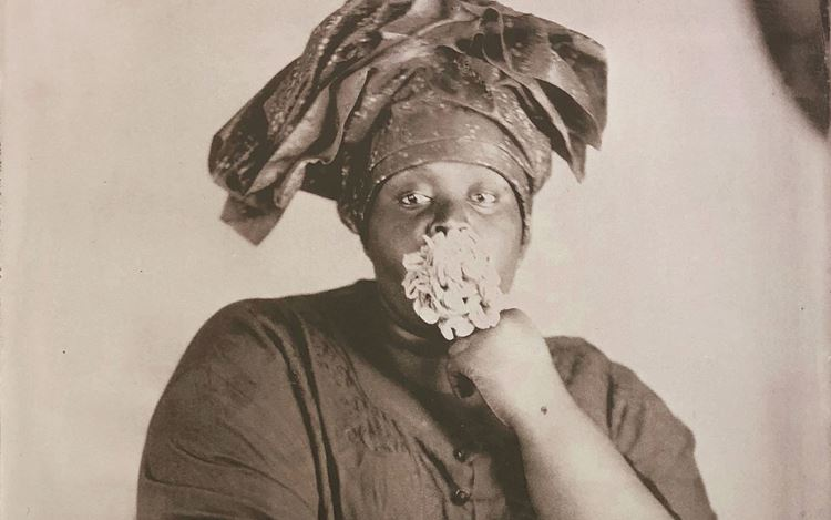 Khadija Saye: in this space we breathe