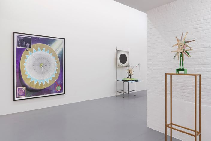 Exhibition view: Patrick Van Caeckenbergh, Le Monde à l'Envers, Zeno X Gallery, Antwerp (13 January–20 February 2021). Courtesy Zeno X Gallery.