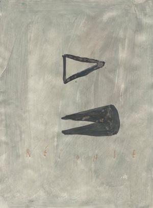 réponse by Arpaïs Du Bois contemporary artwork
