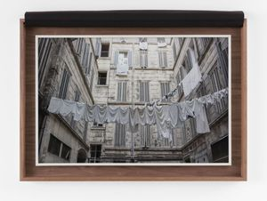 Shrouds by Sophie Calle contemporary artwork