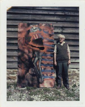 Sidney Nolan, The Rodd by Sidney Nolan contemporary artwork