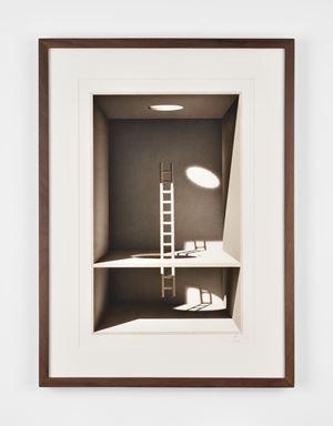 The Passenger by Mehdi Ghadyanloo contemporary artwork