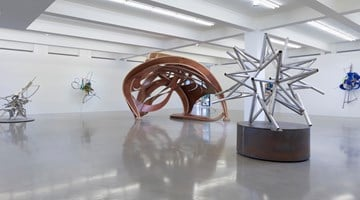 Contemporary art exhibition, Frank Stella, Recent Work at Sprüth Magers, Los Angeles