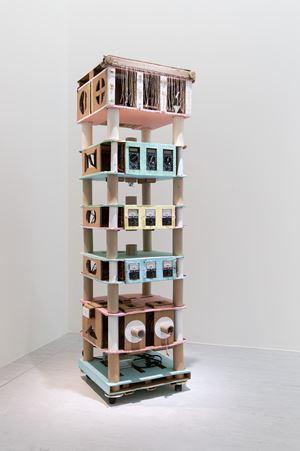 Yllux by Jean Katambayi Mukendi contemporary artwork