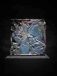 Compression by César contemporary artwork sculpture