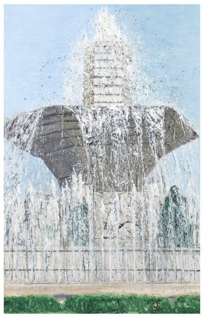 landscape by Jiwon Kim contemporary artwork