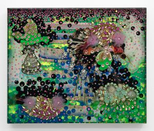 Jewel Box #3 by Lisa Vlaemminck contemporary artwork