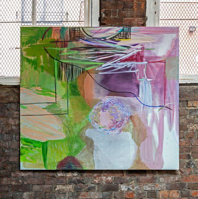 Bell Rock by Victoria Morton contemporary artwork