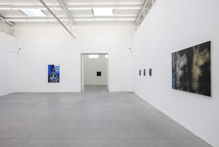 Exhibition view: Mircea Suciu, Hotel Empathy, Zeno X Gallery, Antwerp (20 March–27 April 2019). Courtesy Zeno X Gallery.