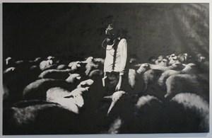 In The Dark Field by J. Ariadhitya Pramuhendra contemporary artwork