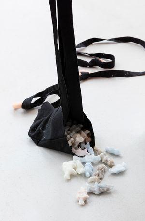 the straps no. 3 by Fanny Gicquel contemporary artwork