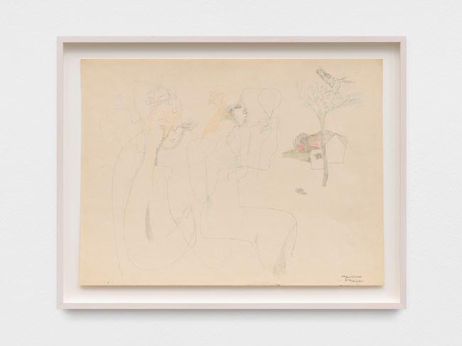 Moment al diminetii (Morning moment) by Octav Grigorescu contemporary artwork