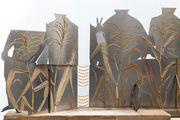 La Revolución del Maíz by Daniel Otero Torres contemporary artwork 5