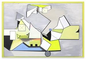 Gelehrtenrepublik by Thomas Scheibitz contemporary artwork