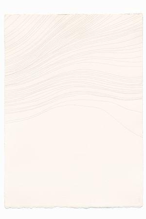 Data Study (Annual Mean Temperature Anomaly: Australia) 5 by Stanislava Pinchuk contemporary artwork