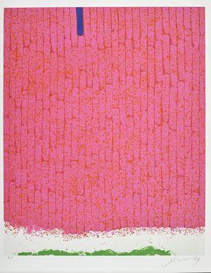 Samantha Nel Giardino  Eterno-6 by Hsiao Chin contemporary artwork