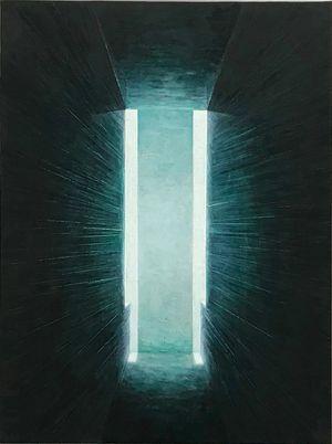 Hikari III by Cheung Szelit contemporary artwork