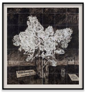 Hyacinths (Wait Once Again for Better People) by William Kentridge contemporary artwork