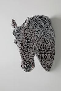 Benigni by Joana Vasconcelos contemporary artwork sculpture