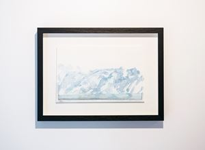 Blue Edge by Andrew Lansley contemporary artwork