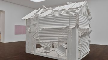 Contemporary art exhibition, Rachel Whiteread, Internal Objects at Gagosian, Grosvenor Hill, London, United Kingdom