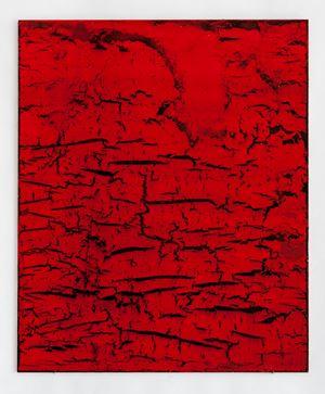 Sous-chrome 9 by Jean-Luc Moulène contemporary artwork painting