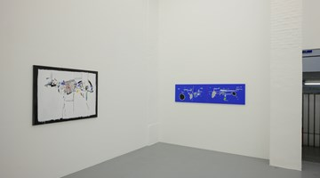 Contemporary art exhibition, Bart Stolle, low fixed media show at Zeno X Gallery, Antwerp