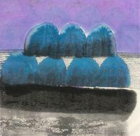 海潮變幻 Changes of Wave by Lee Chung-Chung contemporary artwork painting, works on paper, drawing